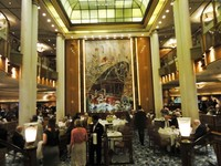 Britannia Main Dining Room