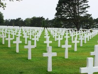 WWII American Cemetary at Normandy France