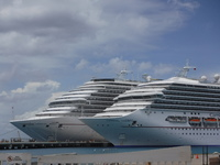 Carnival Magic and Carnival Triumph
