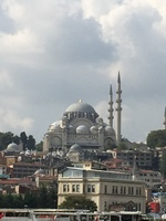 A Mosque in Istanbul