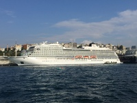 Our ship-the Viking Star