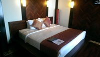 Indo China Suite King Bed