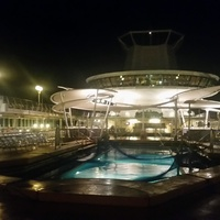 The Pool at Midnight