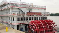 Queen of Mississippi Paddlewheel