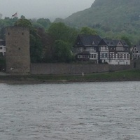 Cruising along the Rhine