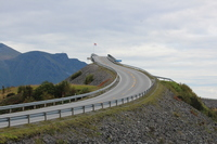 The Atlantic Road near Molde, Norway