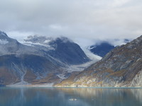 Breathtaking views from Glacier Bay
