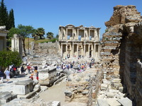 The magic of Ephesus Turkey