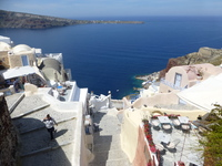 The beauty of Oia on Santorini