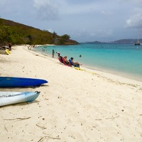 Honeymoon Beach at St. John