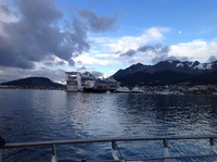 Tour on Beagle Channel