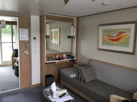 Suite-very comfortable