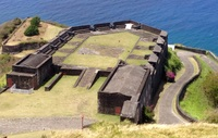 Brimstone Hill Fortress-St.Kitts
