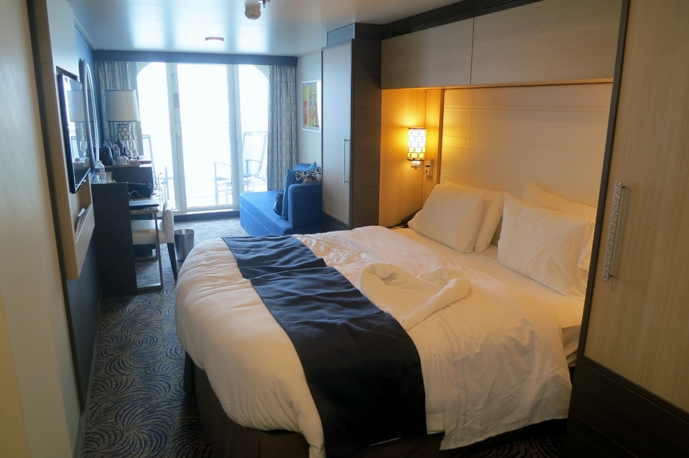 Cabin On Royal Caribbean Anthem Of The Seas Cruise Ship