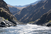 Trip into Hells Canyon