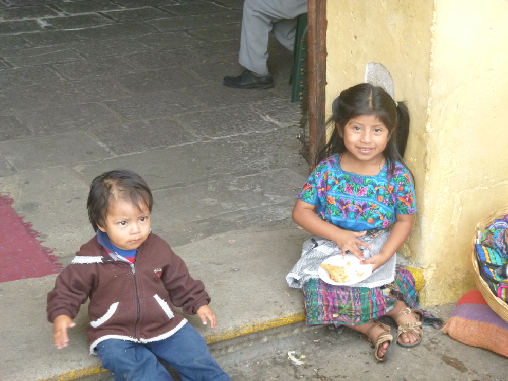 Beautiful Guatemalan children