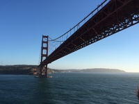 Golden Gate sailaway