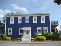 Historic home in Pictou, Nova Scotia