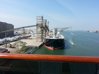 Galveston Aft view