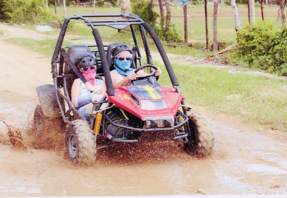 Dune Buggy Excursion in Dominican Republic