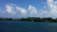 View from the balcony of Nassau