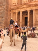 Another superb visit to Petra, the Rose Red City