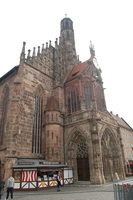 Cathedral in Nuremberg
