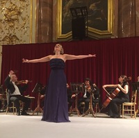 A wonderful evening with ballet opera in classical music from Mozarts and S
