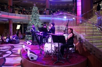 Band in Atrium