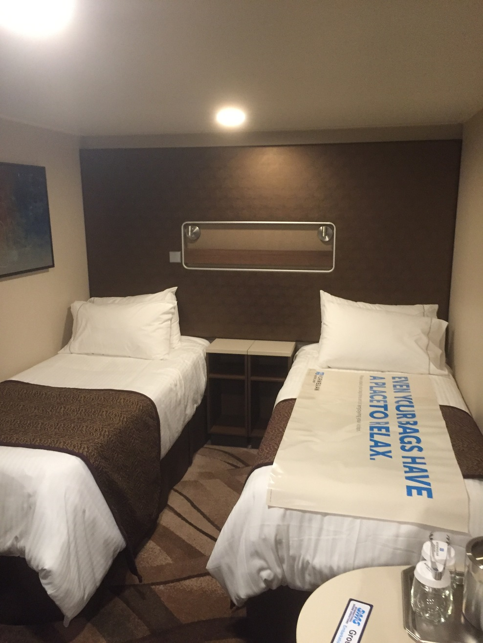 Norwegian Escape Interior Room