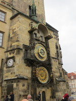 Astrological clock - Old Town Prague