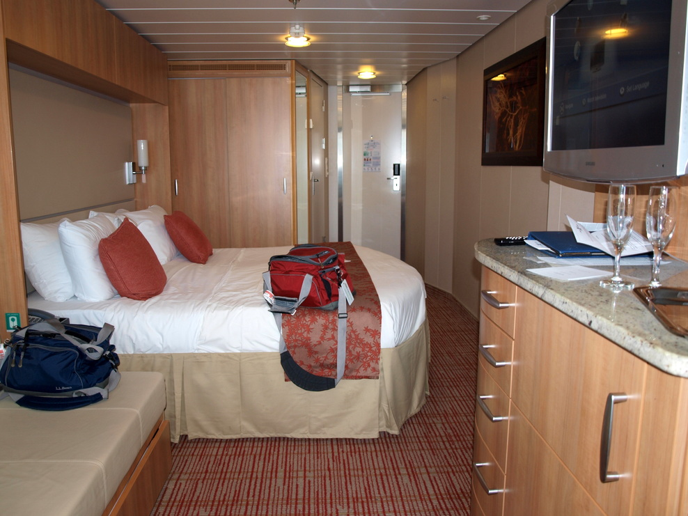 Celebrity Equinox Cabins and Staterooms - Cruiseline.com