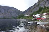 Misty Fiord float plane adventure.