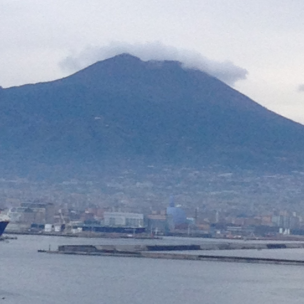 Mt. Vesuvius from Epic 16003