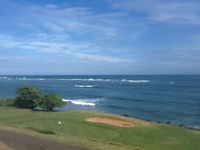 Views from Golf in Maui