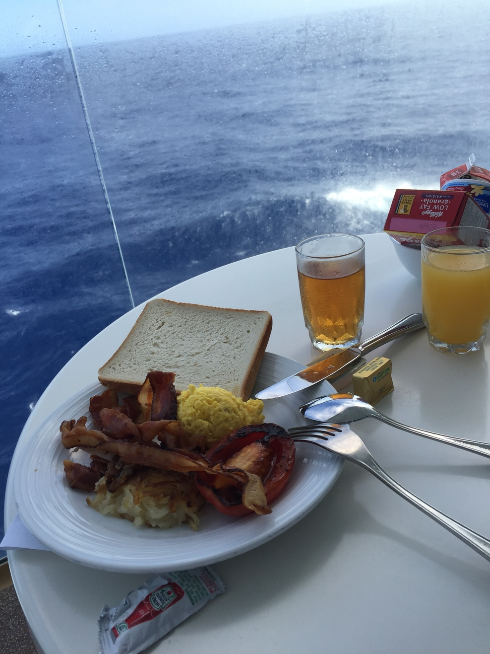 Oasis Of The Seas Room Service