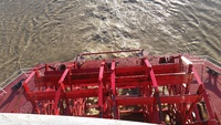 paddle wheels keep on going