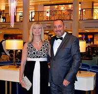 Black Tie evening in the Atrium
