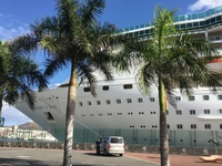 Rhapsody of the Seas in Las Palmas