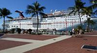 Carnival Ecstasy at Key West