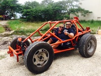 Extreme Dune Buggy Excursion Cozumel