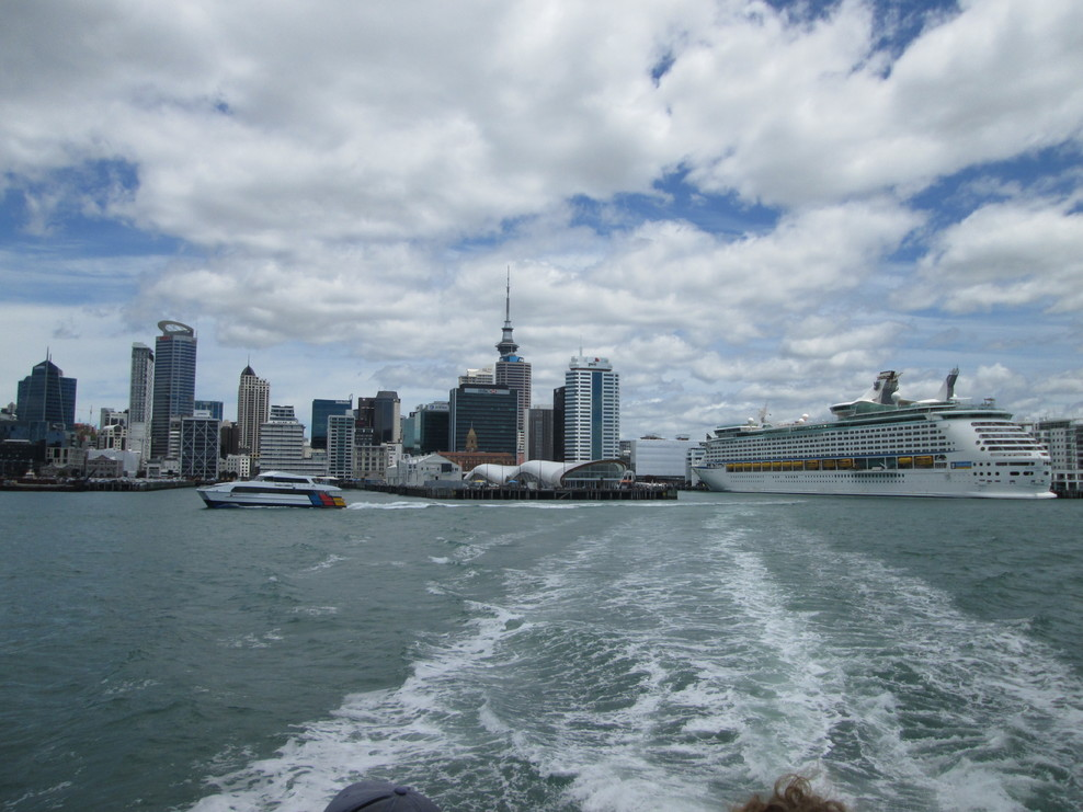Auckland fro Devonport Ferry