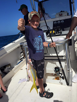 A Fishing Excursion at Castaway Cay