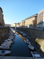 Livorno, known as Little Venice