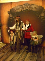 Meeting Jack Sparrow!