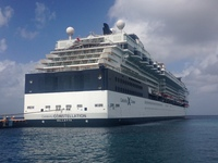 Celebrity Constellation in Cozumel