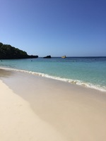 Tabyana beach, West End Roatan Honduras.