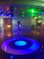 Optix teen club and dance floor