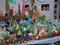 The Gingerbread Village