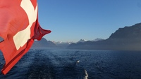 Boat ride on Lake Lucerne